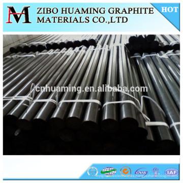 varilla de grafito mecanizada de alta densidad