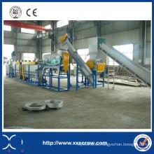 Equipo de fabricación de plástico para PE
