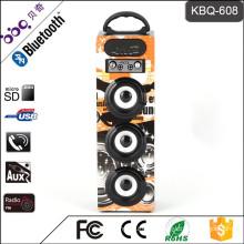 BBQ KBQ-608 15W 1200mAh Bluetooth Mini Subwoofer Speaker