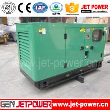 Generador diesel portátil silencioso de poco ruido 8kw 10kVA