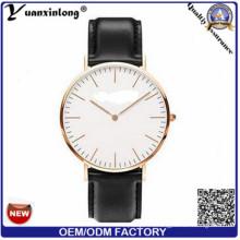 YXL-655 китайский оптовый кожа Часы для мужчин, мужчины часы роскошные часы мужские водостойкой 3 ATM