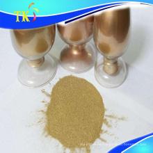 Polvo de bronce dorado / polvo de cobre / pigmentos de cobre Para pulverización y recubrimiento, etc.