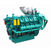 880kw Diesel Marine Engine Used in Generator Boat