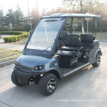 EEC Approved Electric Personal Car with 4 Seats (DG-LSV4)