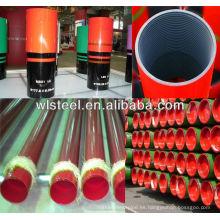 Suministro de tubería de acero soldado hecho en China