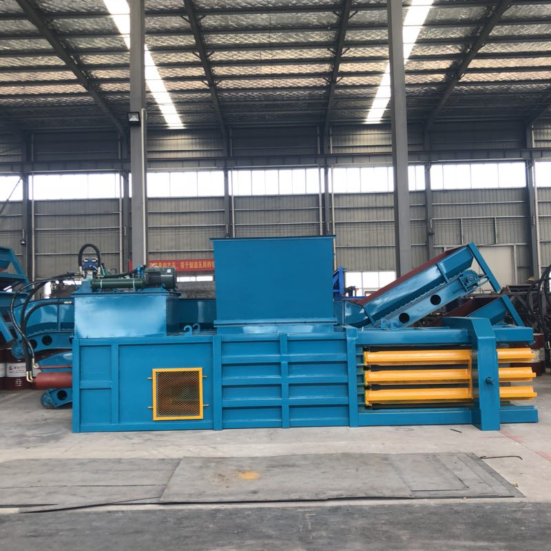 Horizontal Waster Paper Baling Machine