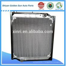 Original Sinotruk part Copper WG9725531077 radiateur