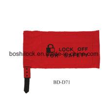 Tragen Sie widerstandsfähige Sicherheits-Lockout-Tasche