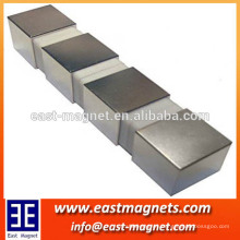Industrial magnet Application and block shape magnetic square cube