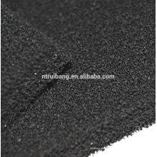 Éponge de mousse de filtre de charbon actif antibactérien pour absorber des odeurs
