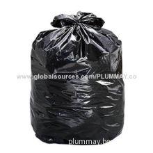 Plastic Garbage Bag, Thickness Custom-built