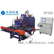 CNC Hydraulic Plate Punching and Marking Machine Model PP103