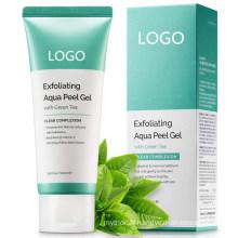 Natural Skincare Korean Facial Exfoliating Aqua Peeling Scrub Gel