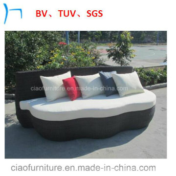 2016 Hot Sell Garden Rattan Furniture Outdoor Sofa