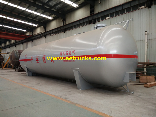 50ton Aboveground Domestic Tanks