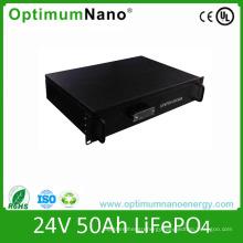 Solar Power Bank 24V 50A Lithium Battery
