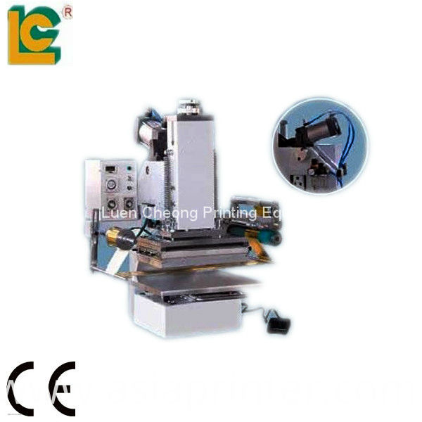 Manual Hot Foil Stamping Machine