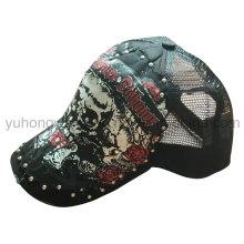 Модная бейсбольная кепка, задняя спортивная шапка