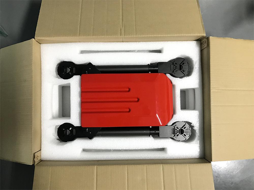 X900-Retail Box packing
