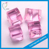 Rose Cubic Rough Gemstone Prices For Bead Jewelry Making