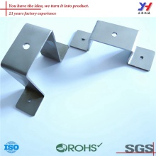 OEM precison metal stamping stainless steel pipe clamp