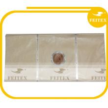 2017 молочного цвета Базен riche ткань горячая Продажа текстильный Материал ткань FEITEX хлопок Shadda дамасской для африканских одежда