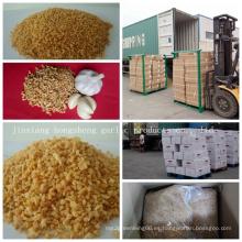 Gránulos de ajo engrasados / nuevos granos de ajo fritos de cultivo de China