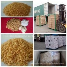 Granules d'ail huilés / Granulés d'ail cuits à la nouvelle culture en provenance de Chine