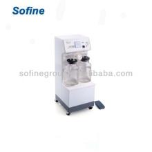 Appareil d'aspiration électrique médical 7A-23B, appareil d'aspiration électrique médical
