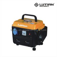 Geben Sie zwei Takt Benzin Motor 650W kleine Benzingenerator 950