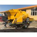 Popular Cement Pump With Mixer