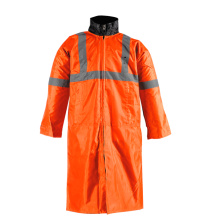 Outdoor Security Reflective Safety Rainwear