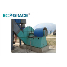 Coletor de poeira industrial de Baghouse, máquina de pulsação da coleção da poeira do jato