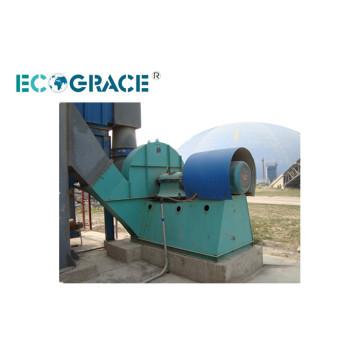 Collecteur de poussière industriel de Baghouse, machine pulsante de collection de poussière de jet