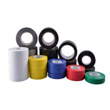 Ruban isolant électrique haute tension bon globe adhésif Ruban isolant en PVC Film PVC et adhésif à base de caoutchouc, sans PVC 600V