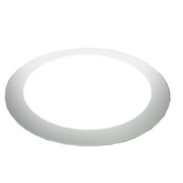 ES 6w Runde Panel led-downlight