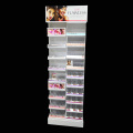 Beauty cosmetics display stand cabinet makeup showcase