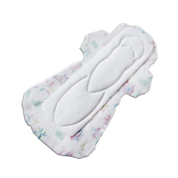 absorbent material in sanitary pads