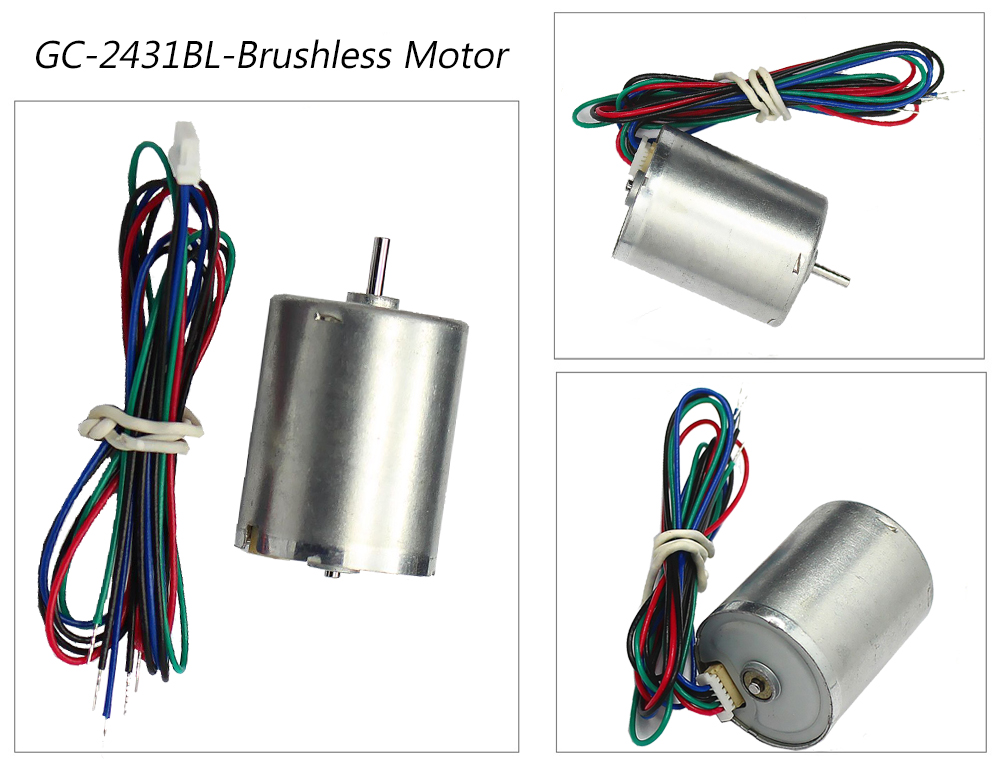 dc motor brushless