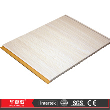 PVC Interlocking Cover Panels with Bamboo Pattern