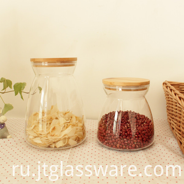 air tight glass jars