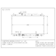 Autokühler für Honda Civic 1.5′ 2012