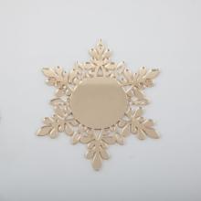 Acrylic Christmas Ornament Snowflakes