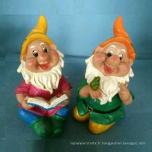 Cadeau promotionnel Polyresin Garden Dwarf