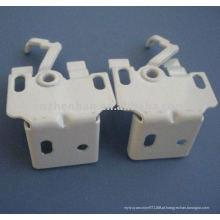 1 PCS branco ferro suporte de parede-Roman blinds ou venetian blinds suporte