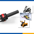 Thumb heater for quad bike and ATV UTV