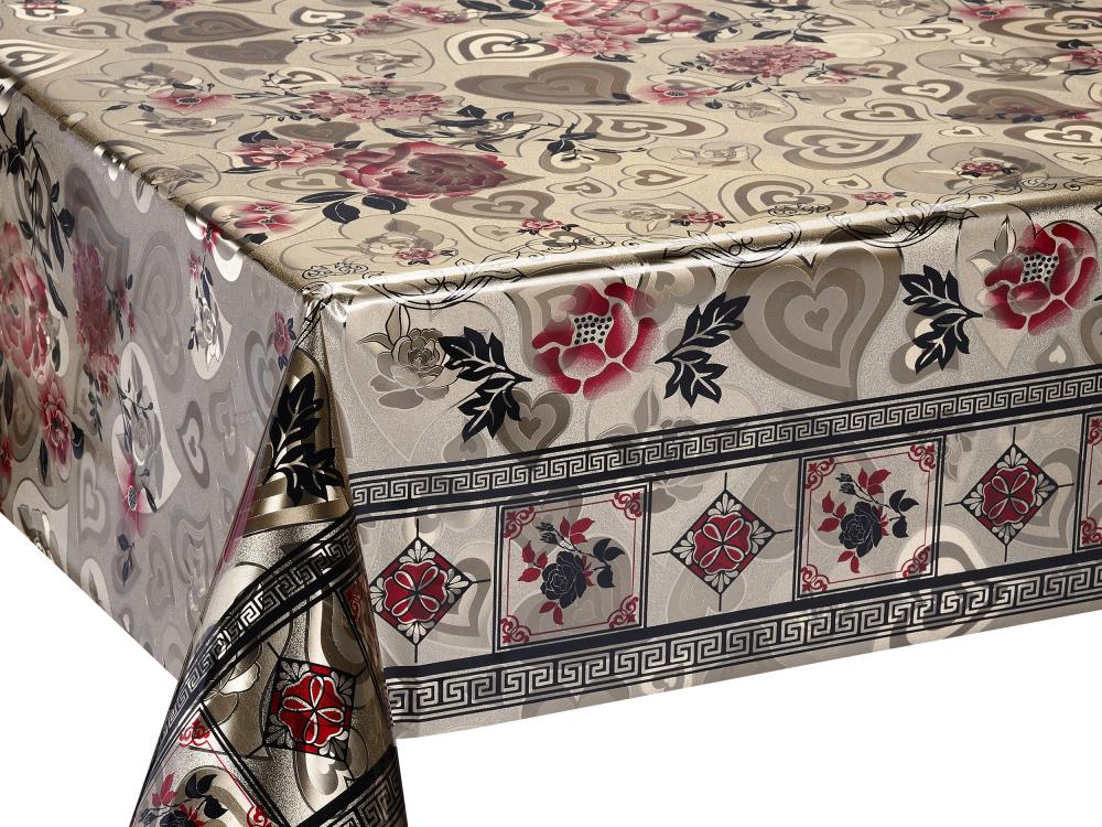Double Face Printed Table Cloths