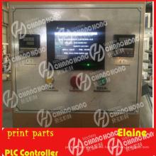 Controlador PLC para máquina de impresión flexográfica / piezas de impresión