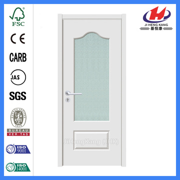 Jhk-G08 3/4 Lite 1 Panel Micro Granite Glass Office Glass Door