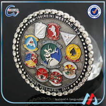 custom cheap america race challenge coin die(C-5)